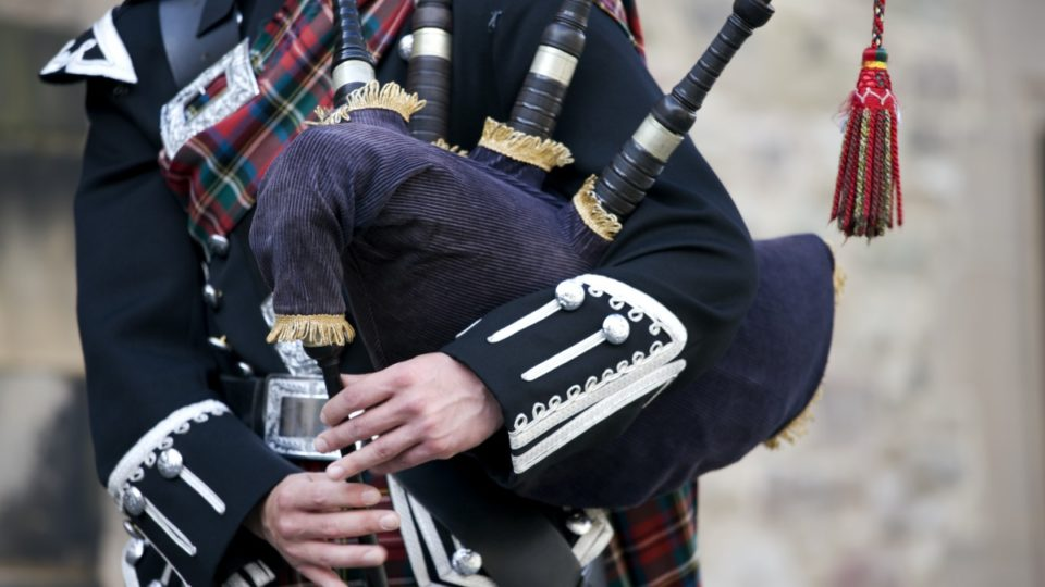 Bagpipe lung can kill you, scientists warn