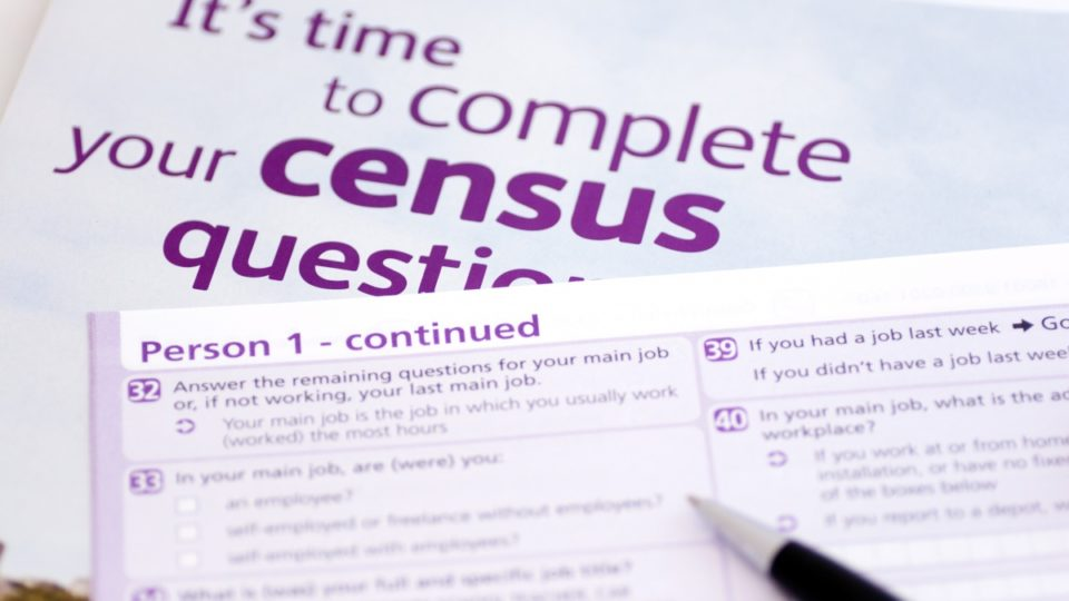 census form