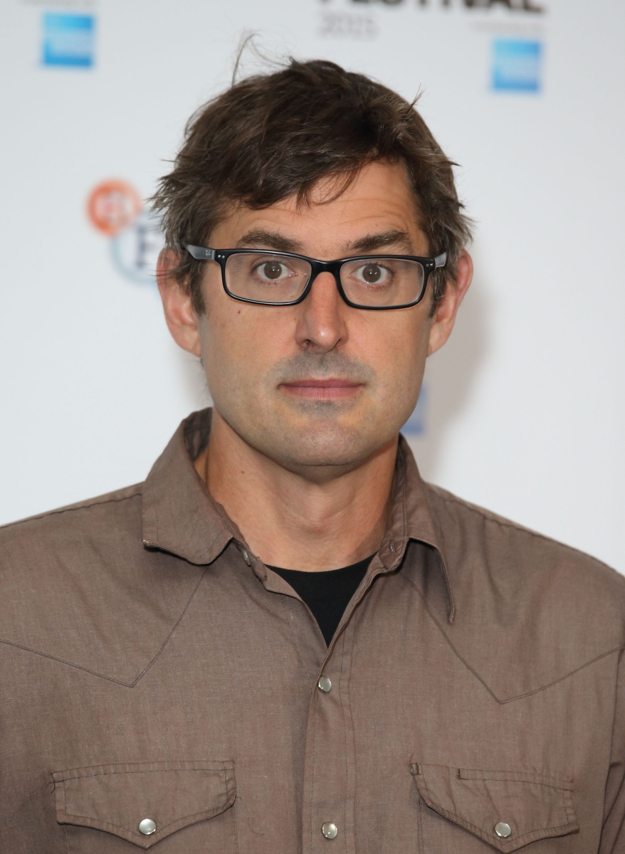 Theroux's effortless charm is also his most powerful weapon. Photo: Getty