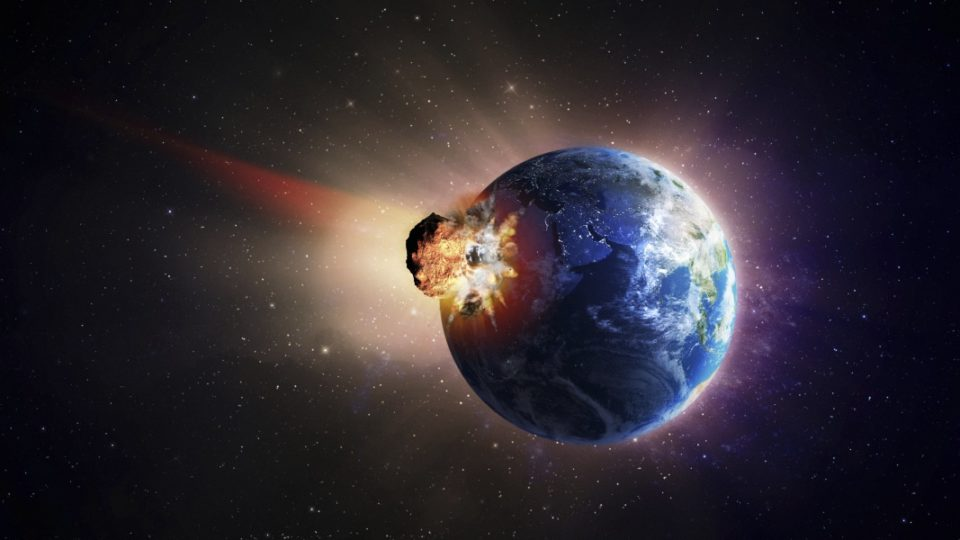 how to stop an asteroid