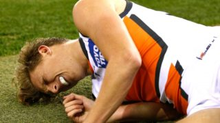 Lachie Whitfield GWS Giants
