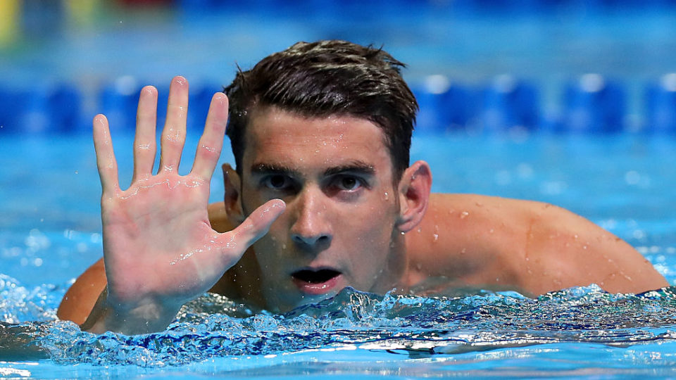Bertahan Selama 23 Tahun, Rekor Renang Michael Phelps Akhirnya Kalah dari Bocah 10 Tahun Ini