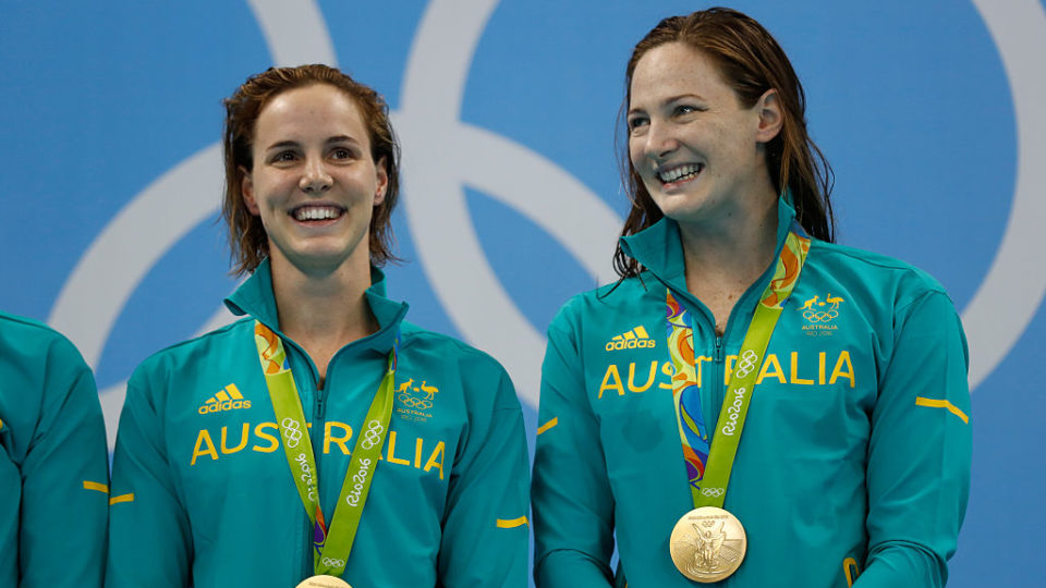 bronte campbell cate campbell
