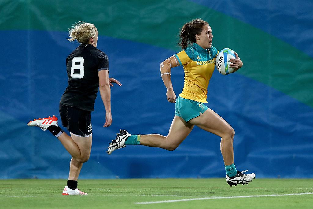 Evania Pelite of Australia