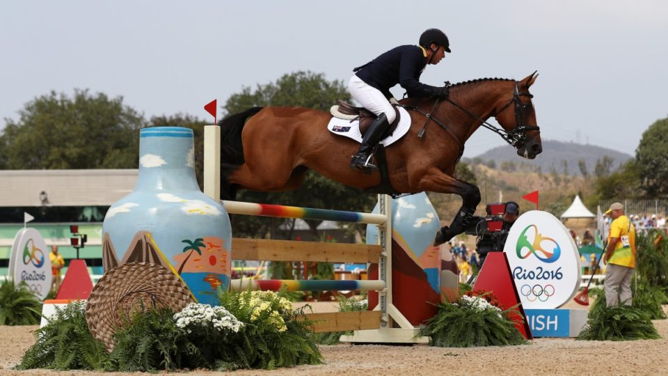 Olympic equestrian eventing cross country results: August 8