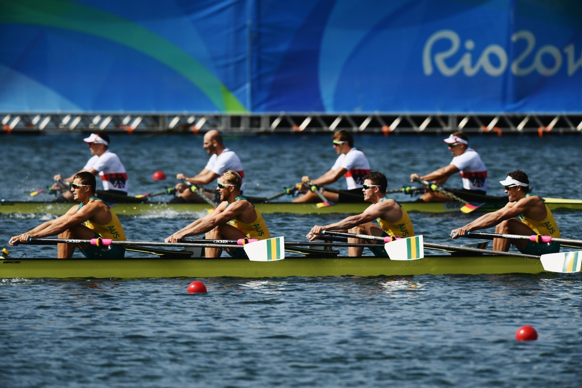 Olympics Rio 2016: Mixed bag for GB rowing in semi-finals