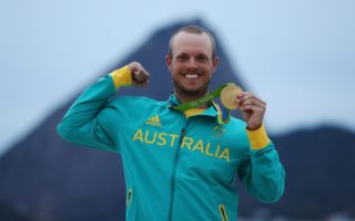 australian olympic sailing gold medal