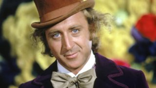 Gene Wilder will be best remembered for his role as Willy Wonka.