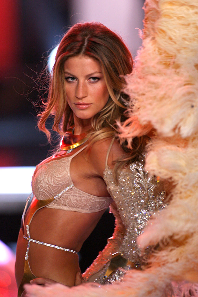Gisele Bündchen is getting mugged in Rio