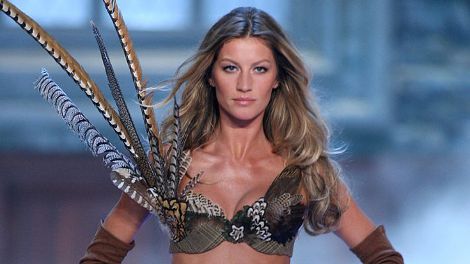 Gisele Bundchen became emotional at the Olympic Games