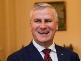 Small business minister Michael McCormack did not get a seat in Cabinet. Photo: AAP.