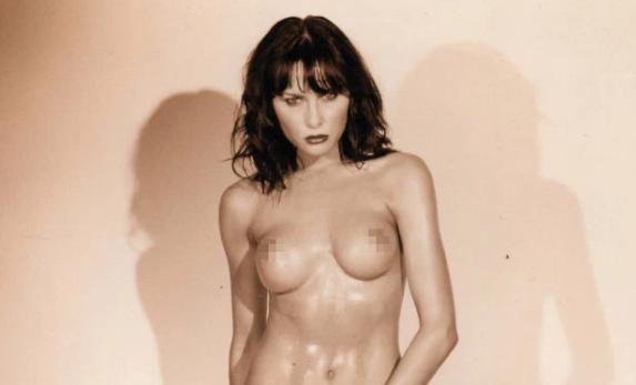 naked melania trump