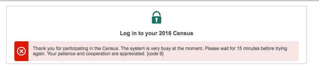census fail 2016
