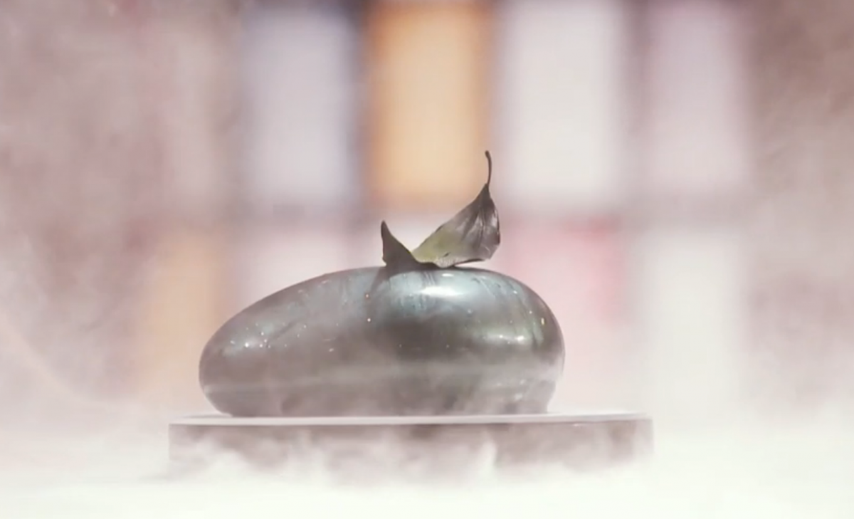 The Zumbo creation the contestants had to mimic. Photo: Channel Seven