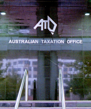 australian taxation office