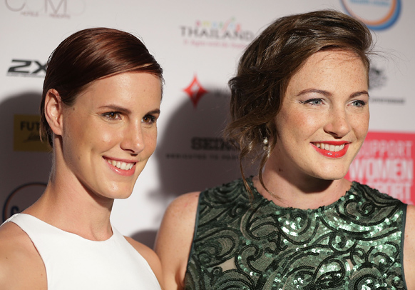 cate campbell bronte campbell