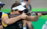 Catherine Skinner gold medal