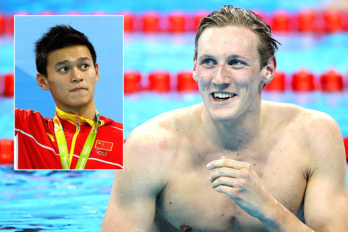 Rio Olympics Chinese fans lash out at Horton's drug cheat remarks