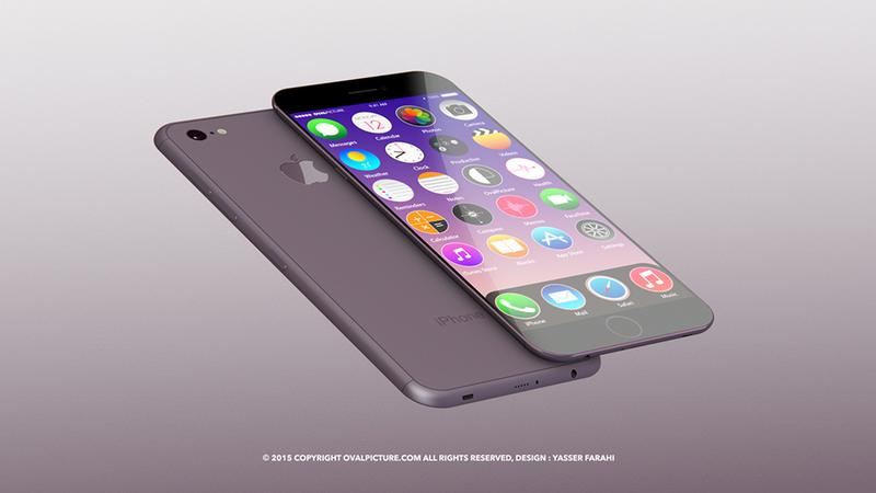 The iPhone 7 is expected to be even slimmer than its predecessor. Photo: OvalPicture