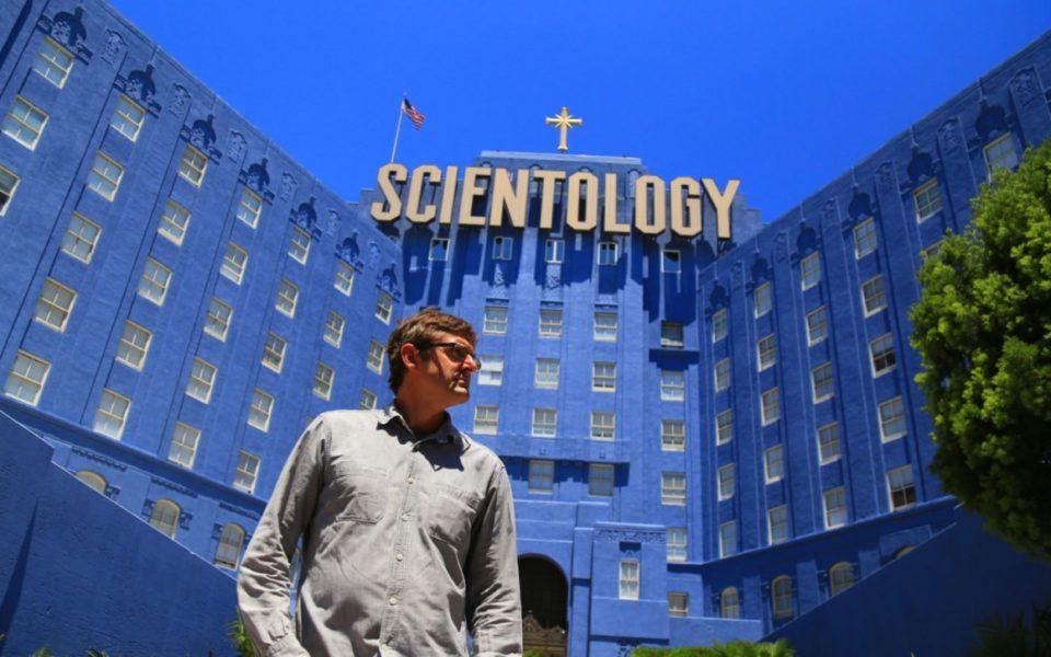 louis theroux scientology