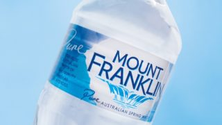 Mount Franklin is Coke's cash cow.