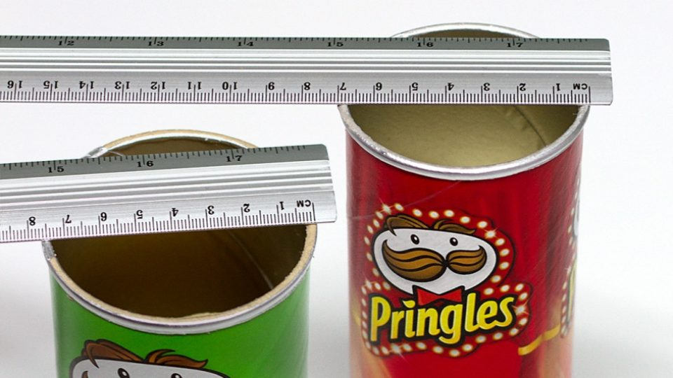 fans furious new pringles are  u0026 39 smaller and tasteless