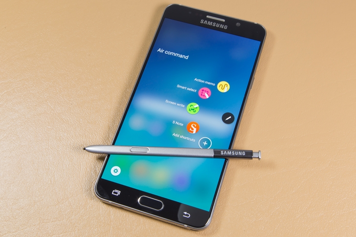 samsung note 7 review
