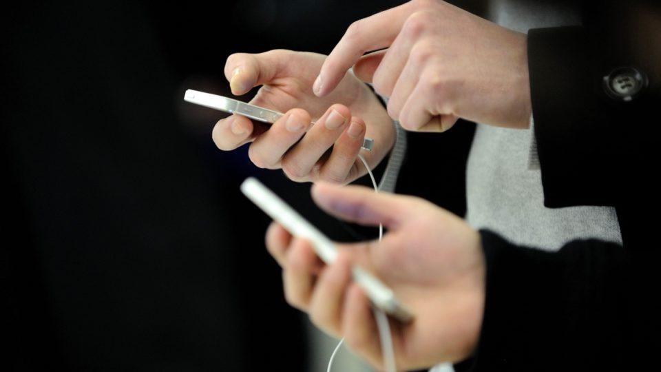 Smart phones vulnerable