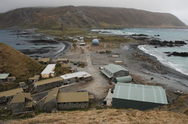 Macquarie Island research station will close in 2017.