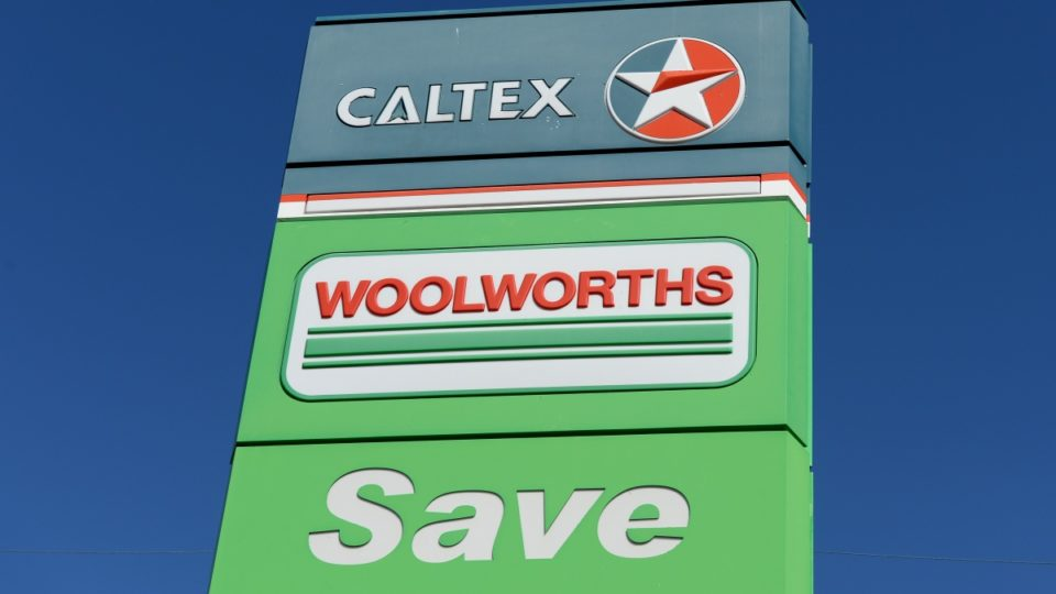Woolworths sells petrol business to BP