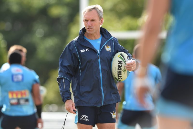Gold Coast Titans boss Neil Henry gets the nod as our coach of the year.