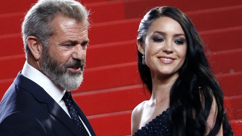 Mel Gibson and Rosalind Ross pregnant