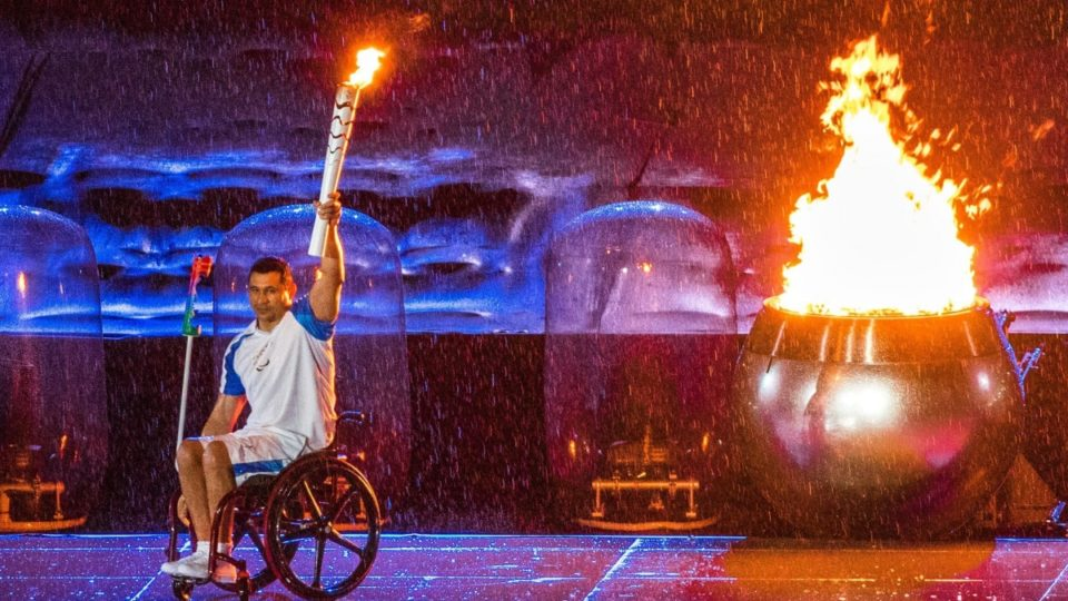 Rio Paralympics 2016: Iran Arrives at Opening Ceremony