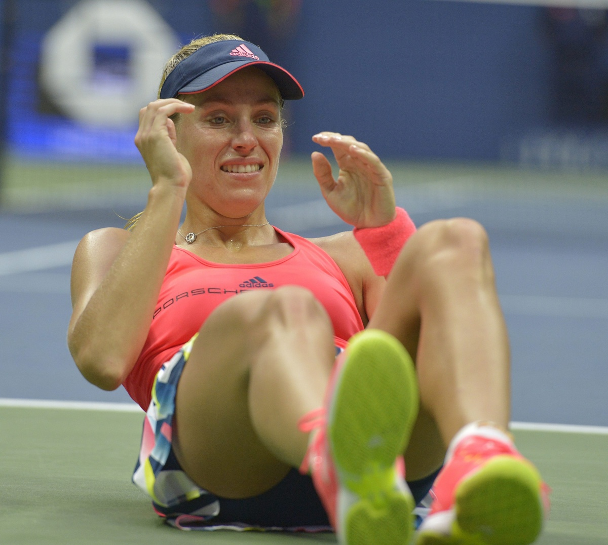 Kerber ready for final