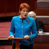 pauline hanson maiden speech