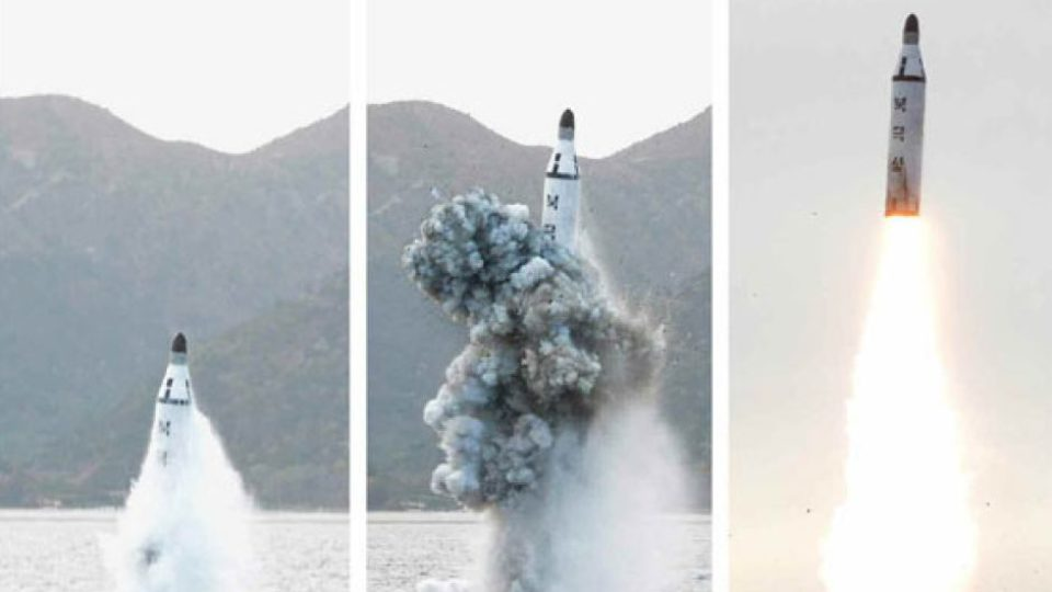 North Korea nuclear tests