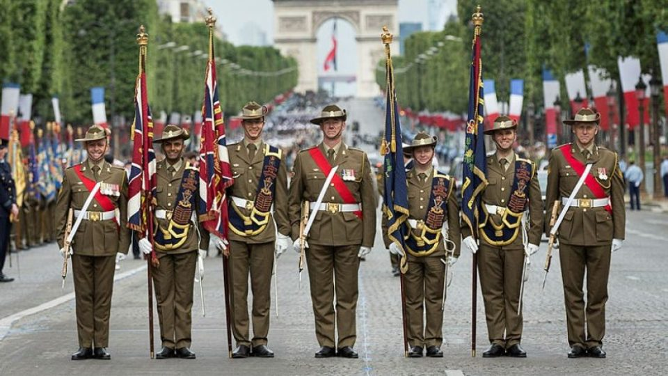Australian army dress uniform