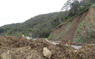 Great Ocean Road floods