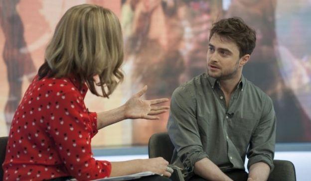 Harry potter cast interview essay