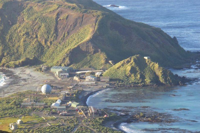 base-on-macquarie-island