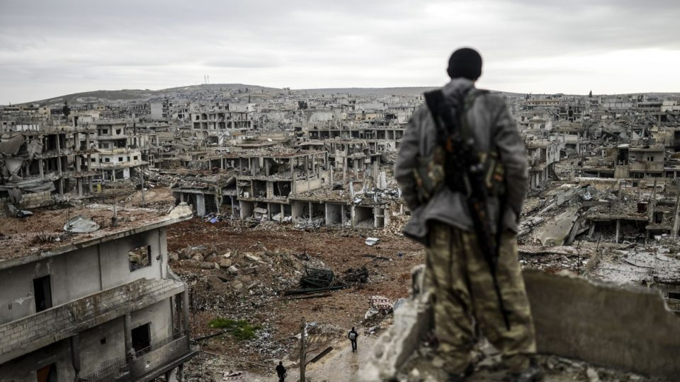 Syria ceasefire over