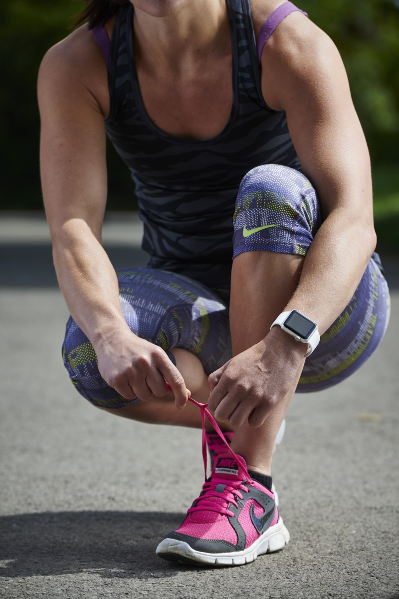 You no longer have to sync your watch to your phone to get accurate GPS tracking. Photo: Getty