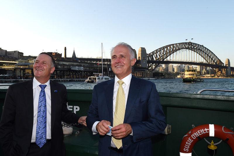 New Zealand Prime Minister John Key's offer is still on the table.