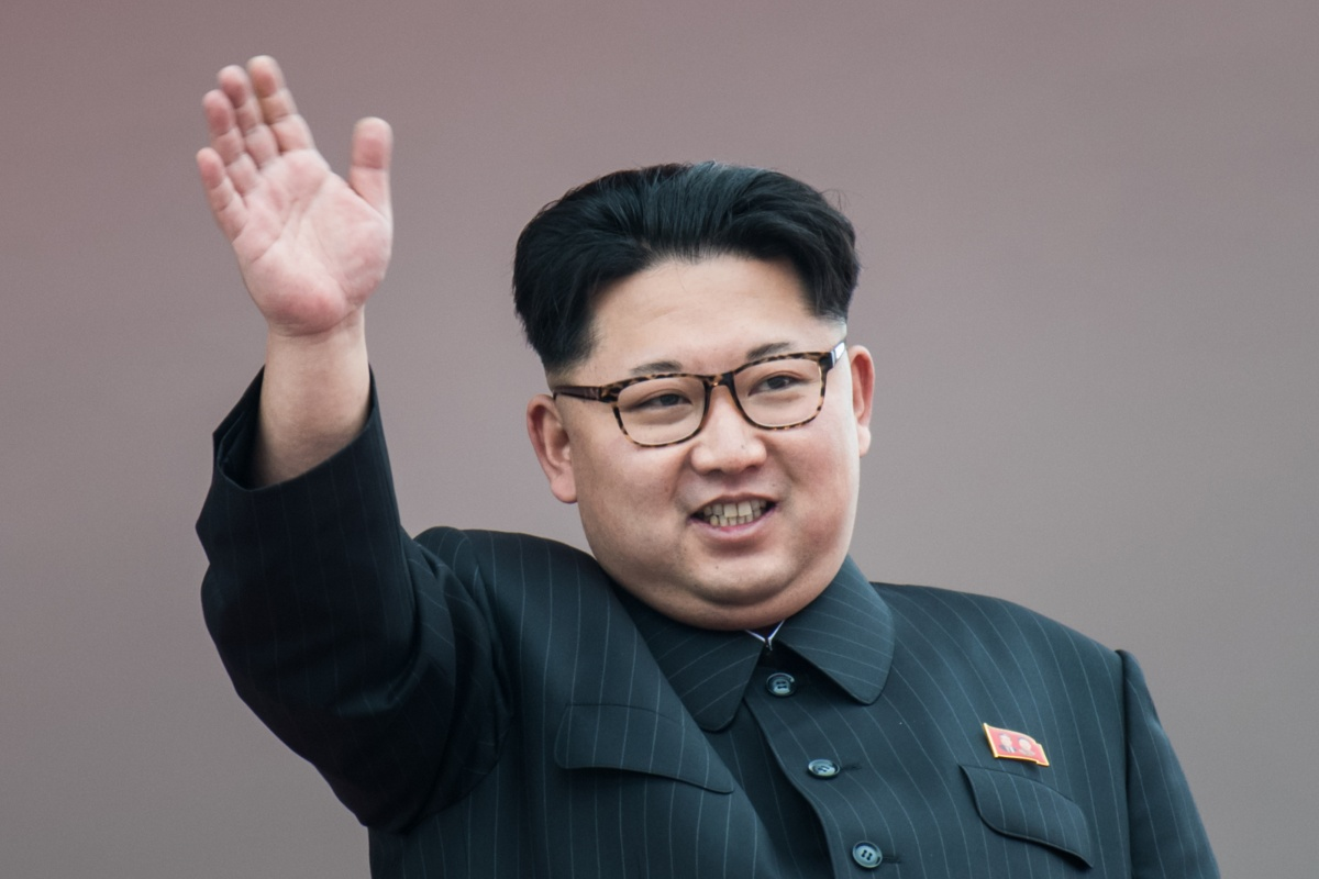 """North Korean leader Kim Jong-un has been accused of """"maniacal recklessness"""". Photo: Getty"""