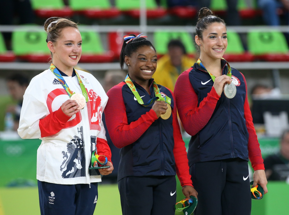 Simone Biles' alleged WADA documents were leaked by the group.