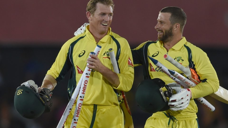 Hastings six-for sets up Australia series win