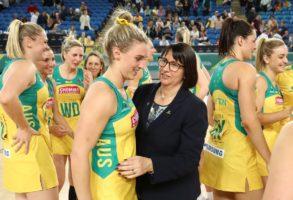 Lisa Alexander Diamonds coach