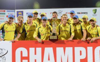 Australia cricket ODI Sri Lanka