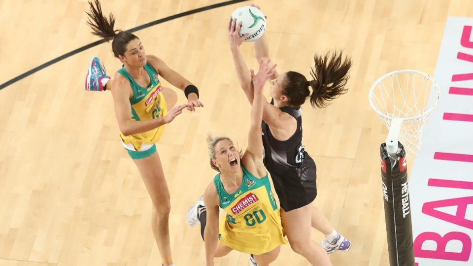 Australia netball win