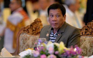 Rodrigo Duterte regret
